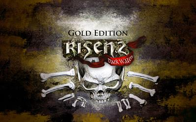 Risen 2: Dark Waters Gold Edition cover