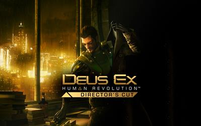 Deus Ex: Human Revolution - Director's Cut cover