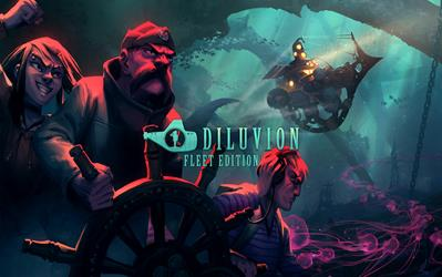 Diluvion - Fleet Edition cover