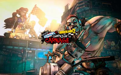 Borderlands 2 - Mr. Torgue's Campaign of Carnage (DLC) cover