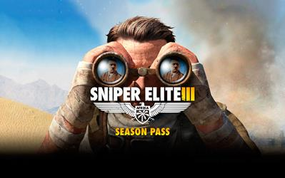 Sniper Elite III - Season Pass cover