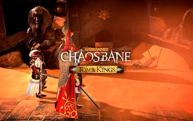 Warhammer: Chaosbane - Tomb Kings cover