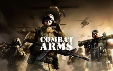 Combat Arms cover