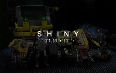 Shiny: Digital Deluxe Edition cover