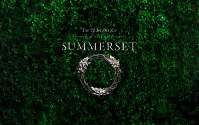 The Elder Scrolls Online: Summerset cover