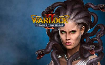 Warlock 2: Wrath of the Nagas - DLC cover