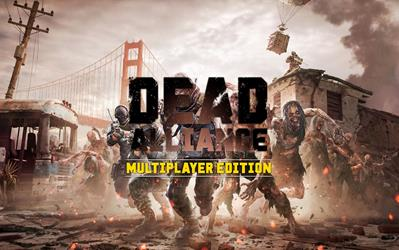 Dead Alliance Multiplayer Only cover