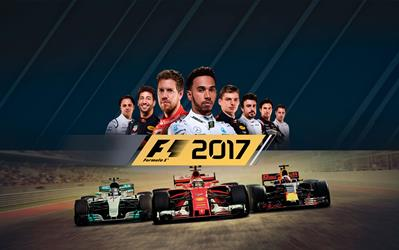 F1™ 2017 cover
