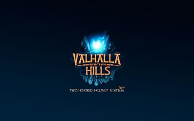 Valhalla Hills: Two-Horned Helmet Edition cover