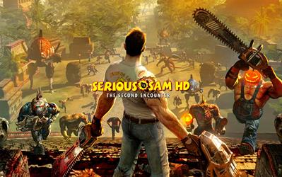 Serious Sam HD: 2nd Encounter cover