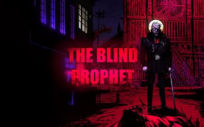 The Blind Prophet cover