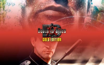 Death to Spies: Gold Edition cover
