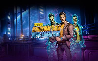 Borderlands: The Pre-Sequel - Handsome Jack Doppelganger Pack (DLC)