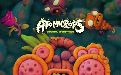 Atomicrops - OST cover