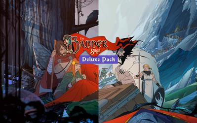 The Banner Saga Deluxe Pack Bundle cover