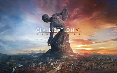 Sid Meier's Civilization® VI: Rise and Fall cover