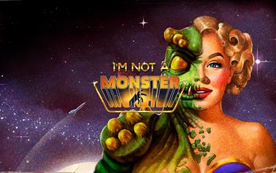 I'm not a monster cover