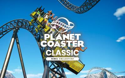 Planet Coaster - Classic Rides Collection (DLC) cover