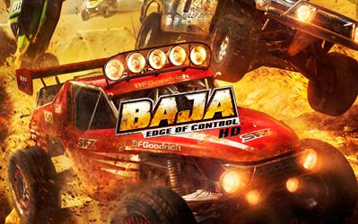 BAJA: Edge of Control HD cover