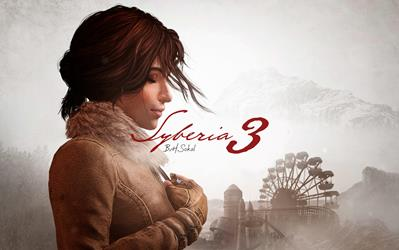 Syberia 3 - Standard Edition  cover