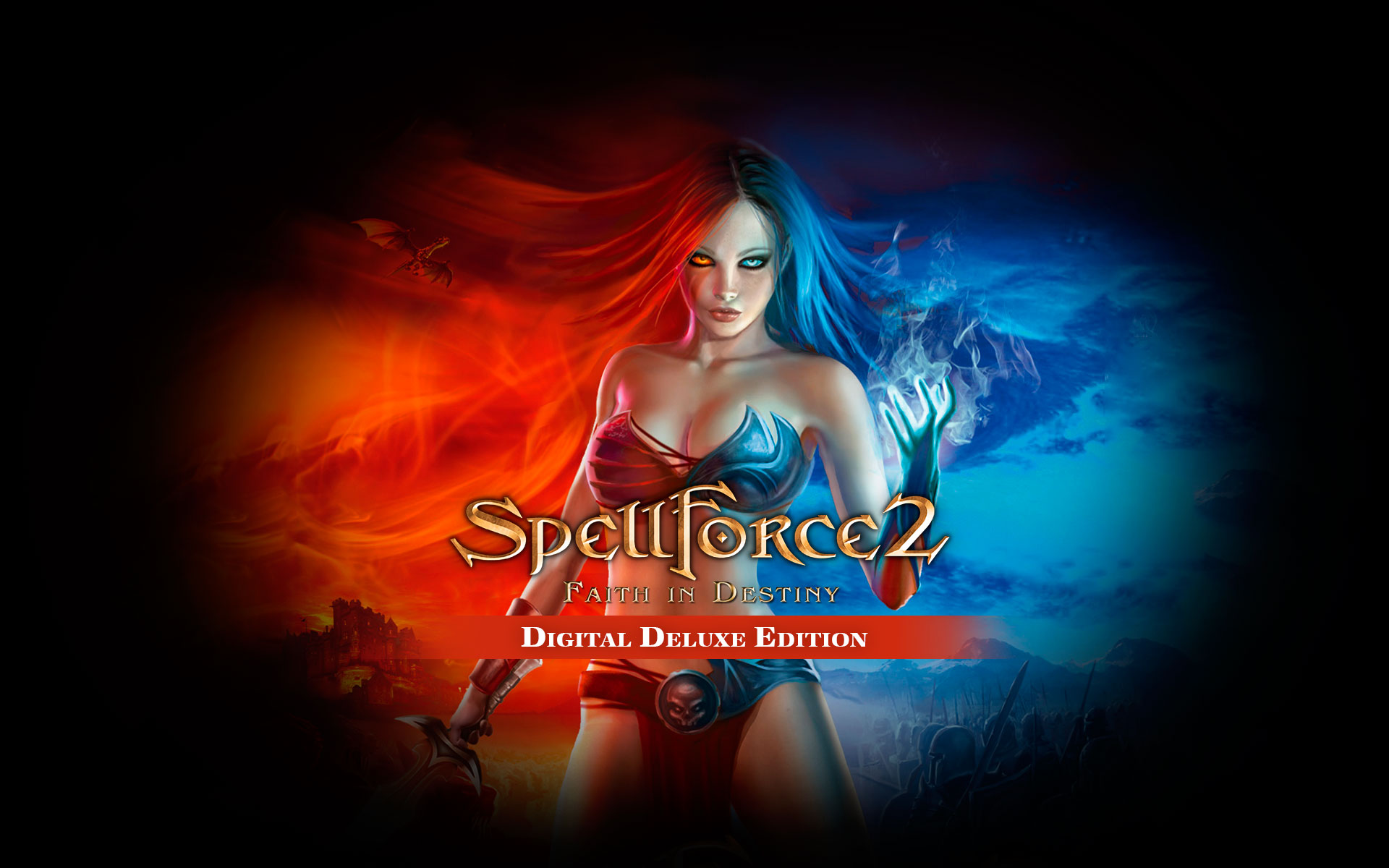SpellForce 2: Faith in Destiny - Digital Deluxe Edition
