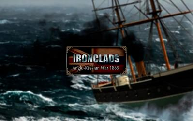 Ironclads: Anglo Russian War 1866 cover
