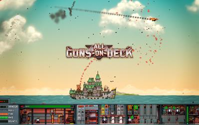 All Guns On Deck cover