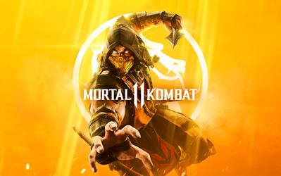 Mortal Kombat 11 - Standard Edition cover