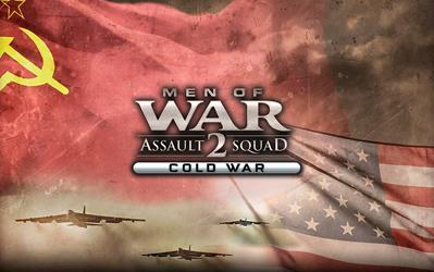 Men of War Assault Squad 2 Cold War  cover