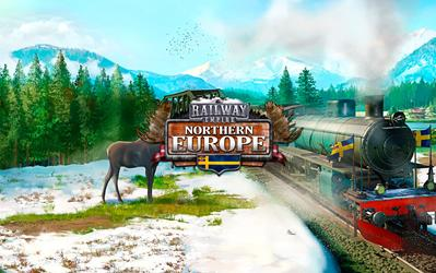 Railway Empire - Northern Europe cover