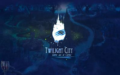 Twilight City: Love as a Cure cover