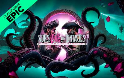 Borderlands 3: Guns, Love, and Tentacles (Epic) cover