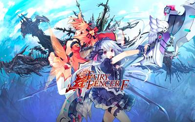 Fairy Fencer F cover