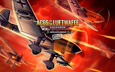 Aces of the Luftwaffe Squadron - Nebelgeschwader (DLC) cover