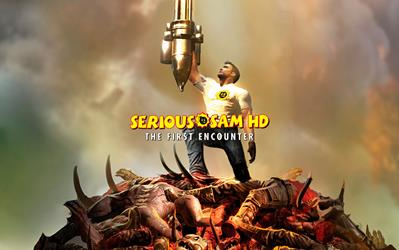 Serious Sam HD: 1st Encounter cover