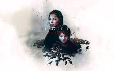 A Plague Tale : Innocence cover