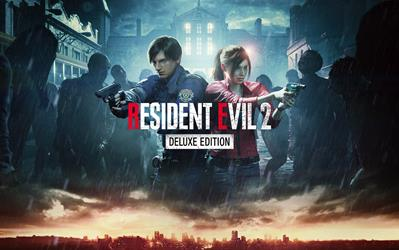 Resident Evil 2: Deluxe Edition cover