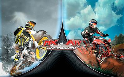 MX vs. ATV Unleashed cover