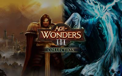 Age of Wonders III Collection cover