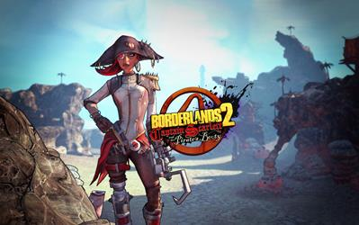 Borderlands 2 - Captain Scarlett and her Pirate's Booty (DLC)