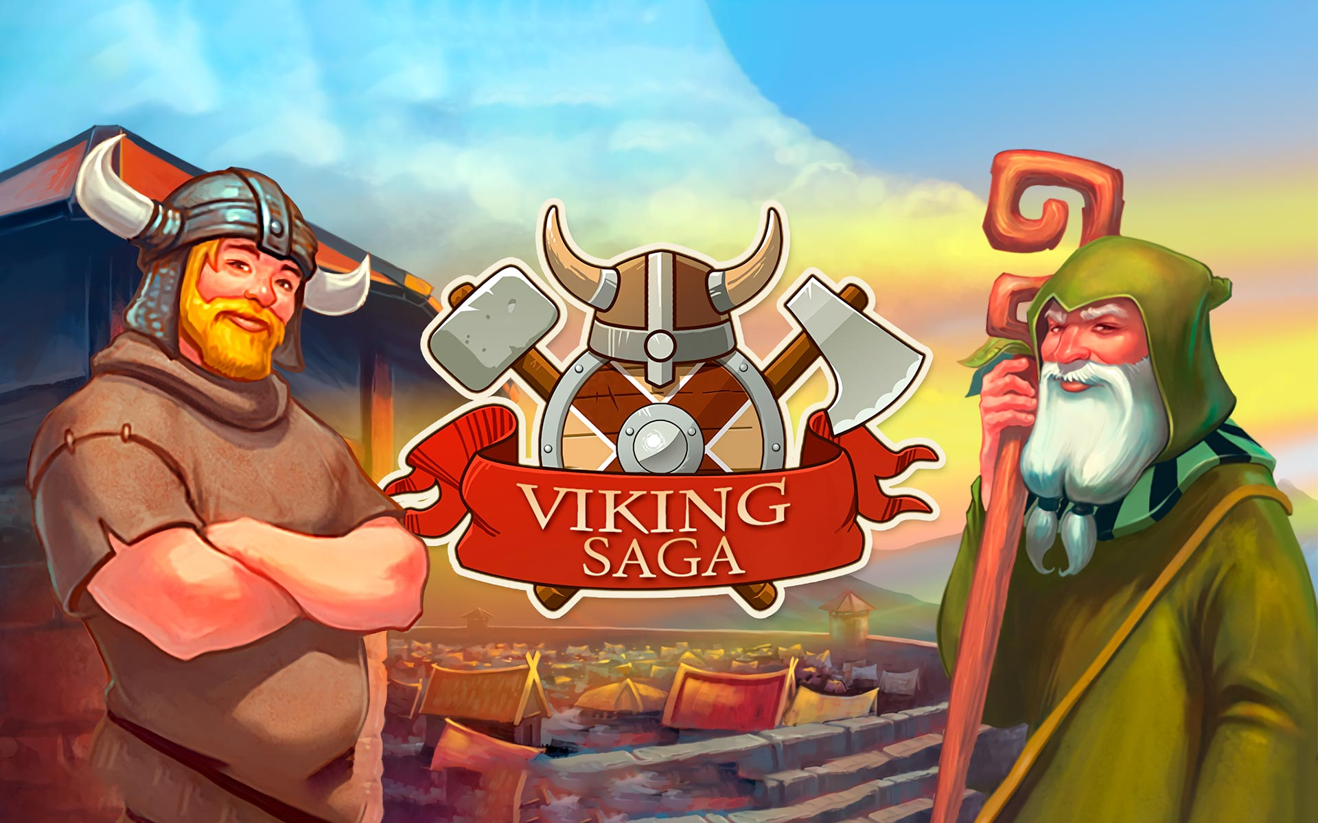 Viking Saga: The Cursed Ring
