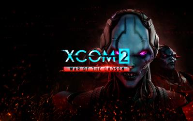 XCOM 2: War of the Chosen cover