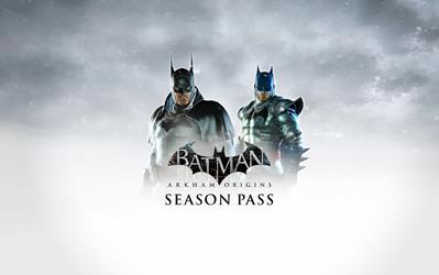 Batman Arkham Origins - Season Pass cover