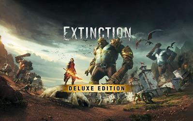 Extinction Deluxe Edition cover