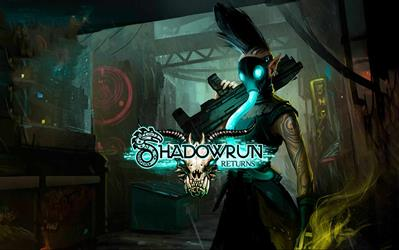Shadowrun Returns cover