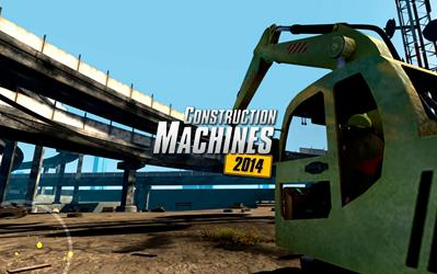 Construction Machines 2014 cover
