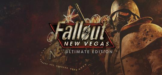 Fallout®: New Vegas™ Ultimate Edition cover