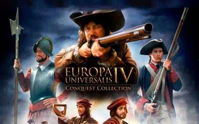 Europa Universalis IV: Conquest Collection cover