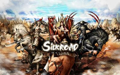 Silkroad cover