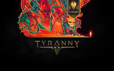 Tyranny - Overlord Edition cover